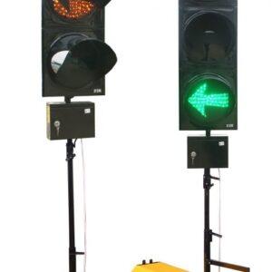 Мобильные реверсивные светофоры